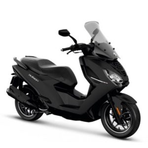 Pulsion 125i Active ABS - Black