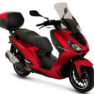 Peugeot Pulsion 125i Allure Red Uĺtimate