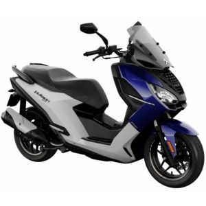 Pulsion 125i RS ABS - Midnight Blue