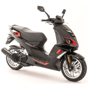 Peugeot Speedfight Flat6 Red Standard