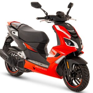 Peugeot Speedfight 4 Flat6 Red Sportline