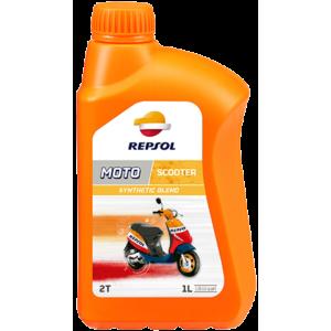 Olej Repsol Moto Scooter 2T