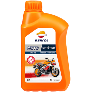 Olej Repsol Moto Syntetico 10W-40