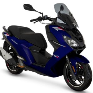 Peugeot Pulsion 125i GT Midnight Blue