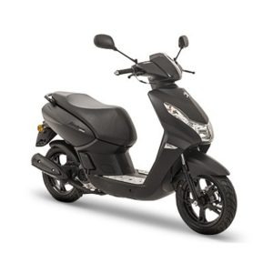 Peugeot Kisbee 50i Black Edition