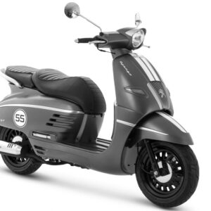 Django 125i Sport - Mad Grey