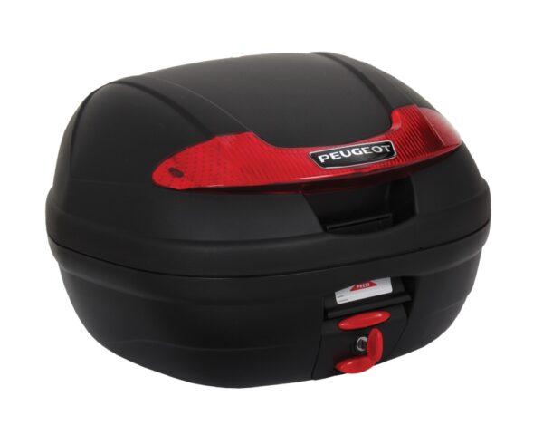 34L kufr černý Peugeot