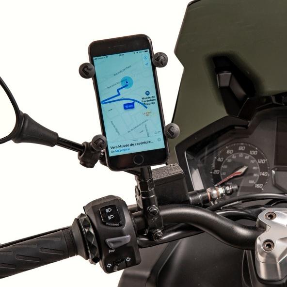 Smartphone kit pro Peugeot Pulsion / Citystar