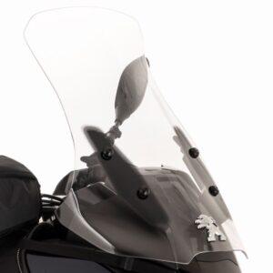 Vysoké plexi pro Peugeot Pulsion