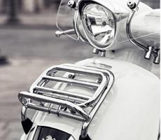 Přední nosič pro Peugeot Django