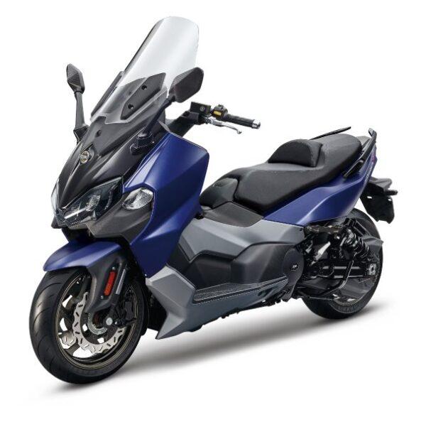 Sym Maxsym Tl 500i blue