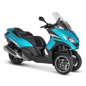 Metropolis 400i Allure - Amazonite Satin Blue