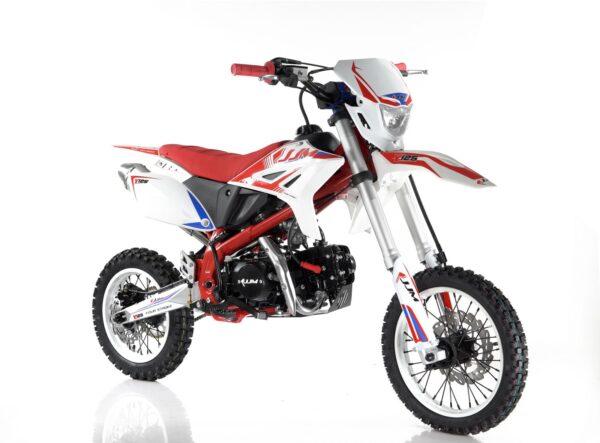 JJM Pitbike Y125 Dual Purpose