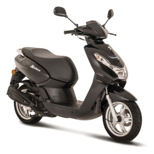 Peugeot Kisbee 50 Active Pearly Black