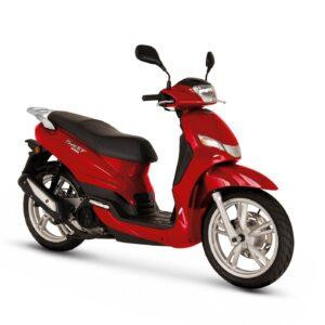 Peugeot Tweet 125i Active Darring red
