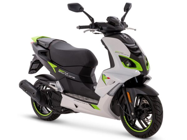 Peugeot Speedfight 4 Sportline Apple Fluo Green