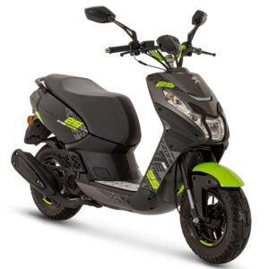 "Peuget Streetzone 50i 10"" Apple Fluo Green"
